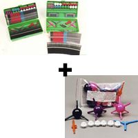 Combination of Kit #1 and Kit VSEPR-AV