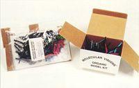 KIT #3 ISBN 978-09648837-4-1 --MOLECULAR VISIONS Organic Kit